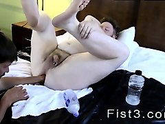 men ass tearing with hand images gay sky works brock's hole