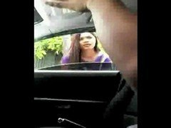 Public Masturbator In Car Helping Girl