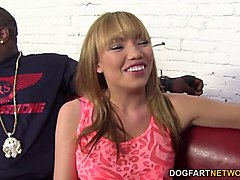 blonde maya hills gets assfucked and gangbanged by bbcs