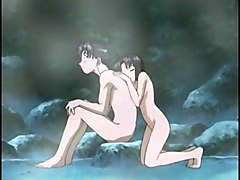onsen jpn anime - french language