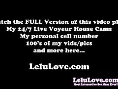 Lelu Love-POV Blowjob Titjob Facial Cumshot