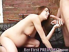 Preggo Nelly Blowjob