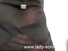 lady sonia rides the sybian