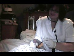 Real Nurse Handjob Hidden Camera