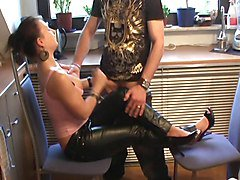 Leather porn videos