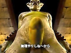bride of the goblin (censored) japanese 3d hentai