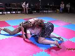 real mixed wrestling - mx-42 demo