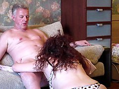 russian arab ugly milf whore get used. creampie!