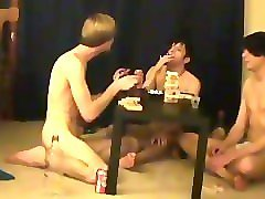 small dick skinny teens gay porn trace and william get together with