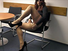 lisa lecock - office stable slut
