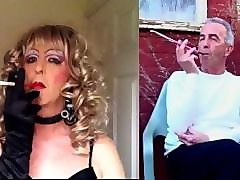 tranny holder smoke vs faggot holder smoke