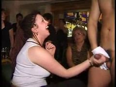 Party Mature With Strippers - Part 2