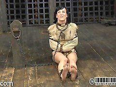 gagged and bounded for torture