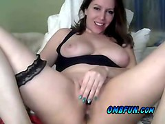 regina, a tasty cup of cum after the double anal