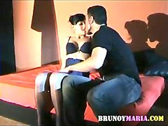 FULL movie of black tgirl in interracial sex with horny dude