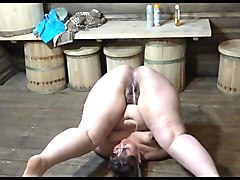 Nicoly Hilton & Vinny Cantarelly in Glamorous Tranny Nicoly Rides Vinny In Cowgirl - Tranny