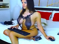 Latina webcam schow 45
