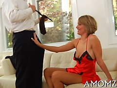 spy cam films a foxy chick getting undressed and sitting in