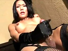 Gina Fucks Klea With a Strap On