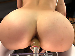 Crazy fetish sex movie with fabulous pornstar Remy LaCroix from Fuckingmachines