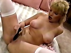 Hottest pornstar Blondie Anderson in exotic vintage, big tits porn movie