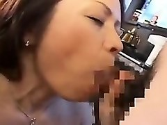 naughty asian housewives confess their love for hard meat a