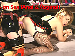 Amazing anal, fetish sex movie with best pornstars Kay Kardia and Lady Frost from Kinkuniversity