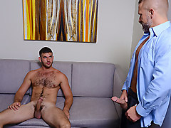 Dirk Caber & Jimmy Fanz in Daddy Hunt - DrillMyHole