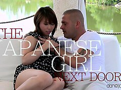 Tiger & Tom in The Japanese Girl Next Door - Danejones