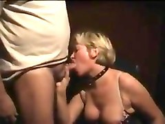Mature slut in porn cinema