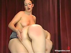 Lena Ramon and Sonya in Whippedass Video