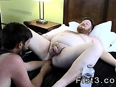 nude gay twink ass play sky works brock's hole with his fist