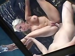 Horny pornstar Nikki Hunter in incredible 69, creampie porn scene